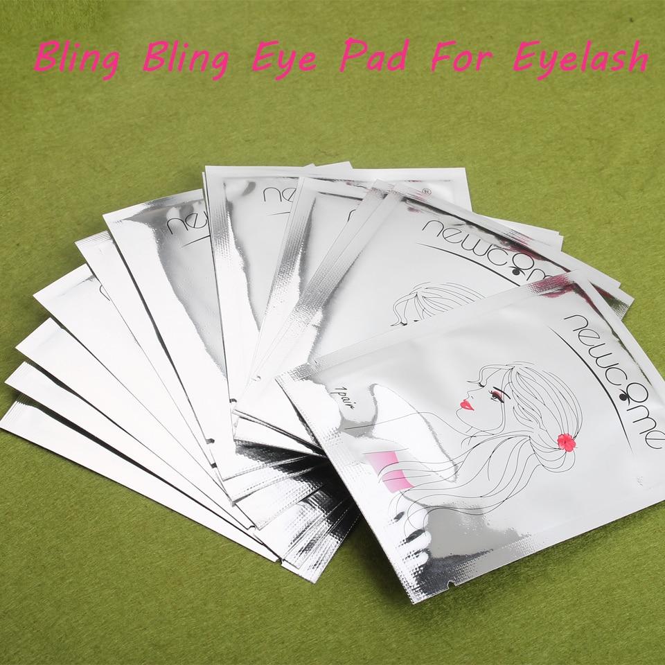 20/30/50/100pcs New Patches Eyelash Under Eye Pads Lash Eyelash Extension Patches Women Makeup Tools