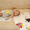 1 pic napkins  Baby  diapers changing mat mattress reusable nappies inflatable mat newborns linens mat for children 30*45 TND32