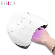 UV Led Lamp Nail Dryer Lampe UV Nail Drying Machine for Curing UV Gel LED Gel Polish Manicure Nail Art Lamp 60s 90s 120s sunone 48w professional nail lampe led manicure uv lamp nail dryer for uv gel led gel nail machine infrared sensor eu us plug