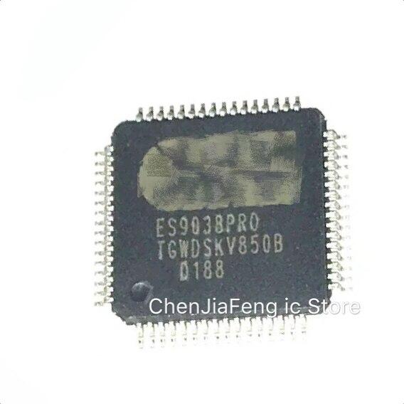 1PCS 5PCS LOT ES9038PRO CHIP QFP 100 NEW Original