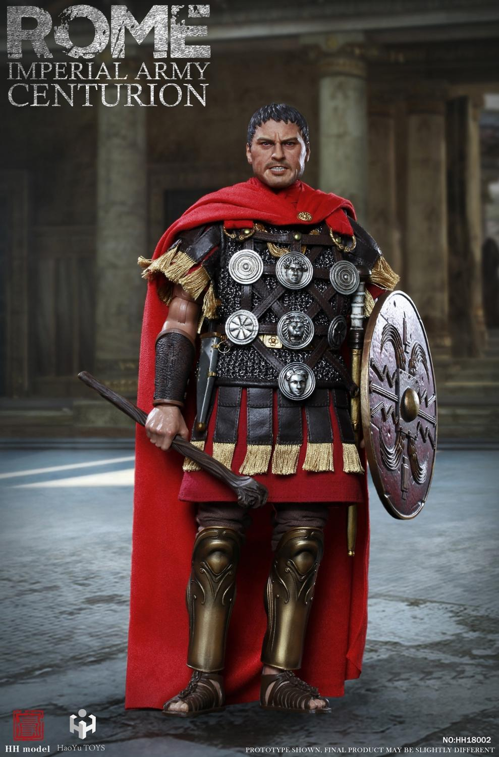 HH model /& HaoYu TOYS HH18002 ROME Imperial Army Centurion 1//6 Figure