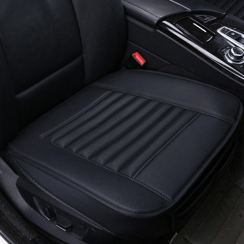 Funda de asiento de coche, asiento Universal estilo de coche para Toyota Honda BMW Audi Ford Hyundai Kia VW Nissan Mazda Lexus Volvo Acura 90% coches