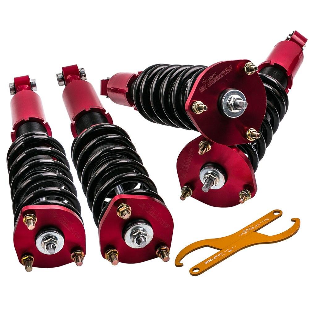Coilover Sospensione Per LEXUS IS200 IS300 97-05 Coilovers Ammortizzatore per jdm Regolabile in Altezza rs200 Spring Damper