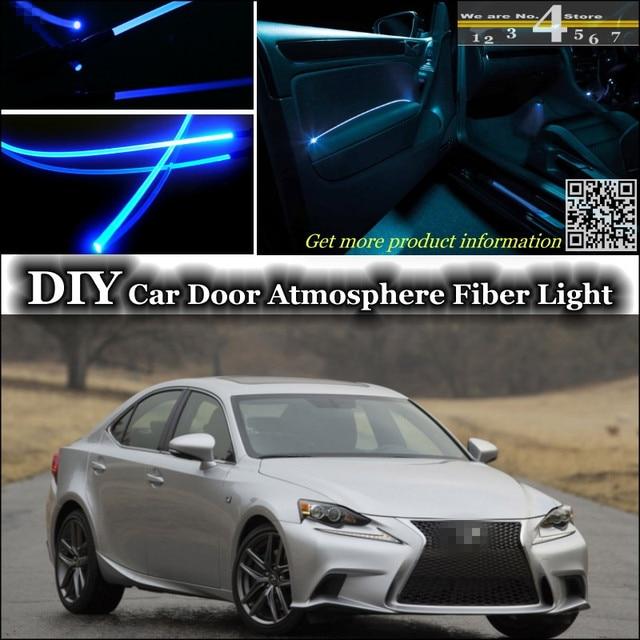 interior ambient light tuning atmosphere fiber optic band. Black Bedroom Furniture Sets. Home Design Ideas