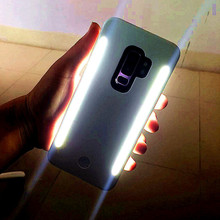 Anti-fall 3 Generations LED Luxury Luminous Phone Case For