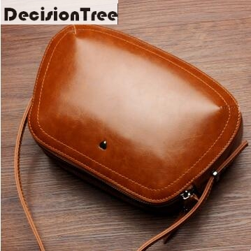 Special Offer Party Solid Brand Charming Zipper Bag Ladies Shouder Bagl 100% Genuine Leather Women Clutch Female Messenger Bag