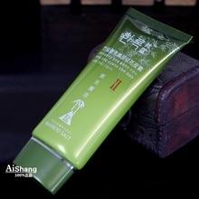 1 pc Korean Bamboo Salt Face Scrub Cream Facial Exfoliating Moisturizing Remove Dead Skin Anti Acne Exfoliator Gel 80g J08005