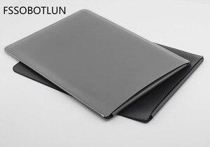 Кожаный чехол из микрофибры для ноутбука LG gram 17 (17Z990-V.AA75C) 17