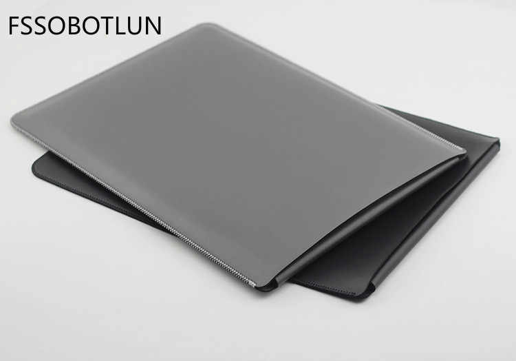 "Voor Barnes & Noble Nook GlowLight Plus 2015 6.0 ""Case Soft E-book Beschermende Tas Sleeve Microfiber Leather Cover"
