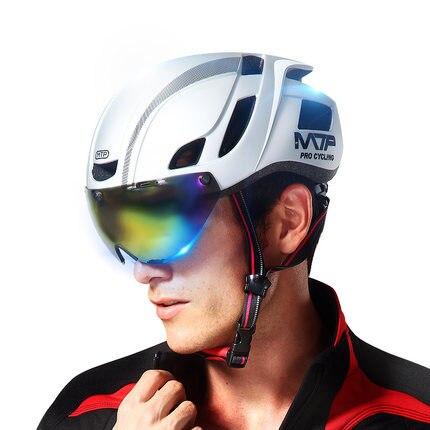 Бесплатная доставка GUB SV8 + шлем для горного велосипеда с углеродом Empennage интегрально формованные ESP + PC 58 62 см велосипедные шлемы - 3