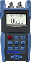 JoinWit JW3209 Data Strorage Fiber Optic Power Meter Light Source 1310/1550nm