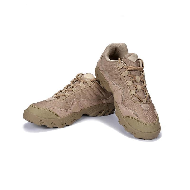 Botas de desierto al aire libre Los militares de EE. UU. Asalto - Zapatos de hombre - foto 4