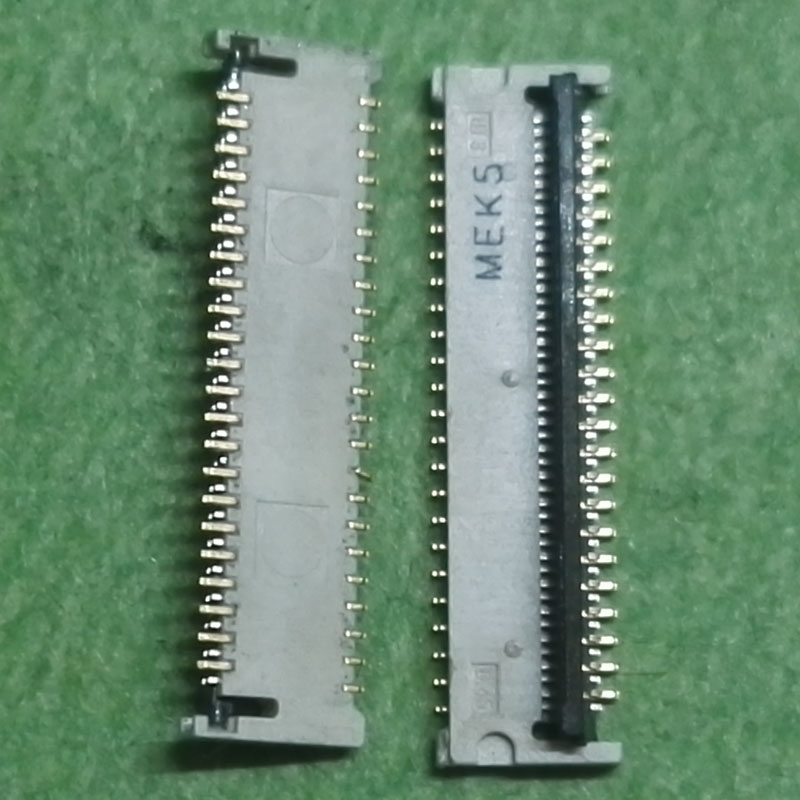2pcs Usb charging charge charger port flex FPC connector For <font><b>Samsung</b></font> Galaxy Tab 2 10.1 <font><b>P5100</b></font> P5110 on <font><b>motherboard</b></font> board 45pin image