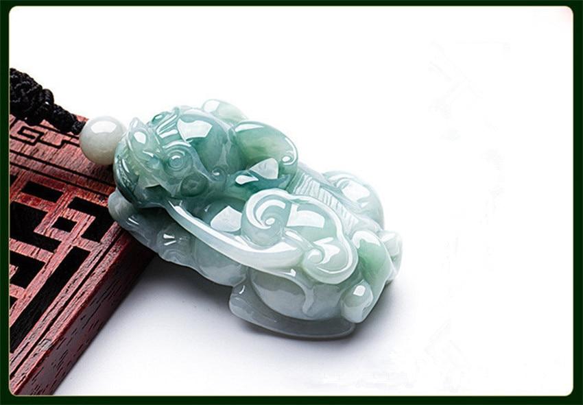 Fine jewelry fashion Burma stone PIXIU necklace lucky blessing jewelry lover jewelry gift/Fine jewelry fashion Burma stone PIXIU necklace lucky blessing jewelry lover jewelry gift/
