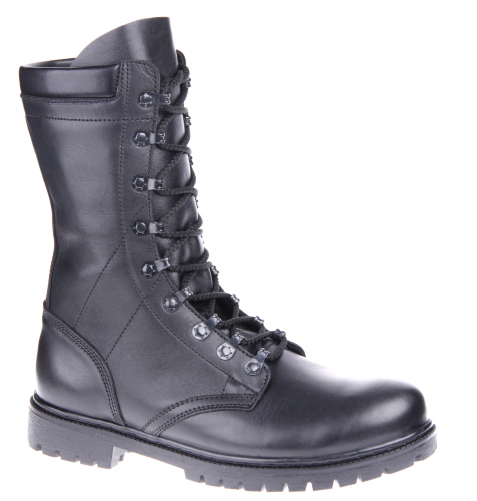 genuine leather ankle boots military flat gigh shoes lace-up man boots 5003/1 WA