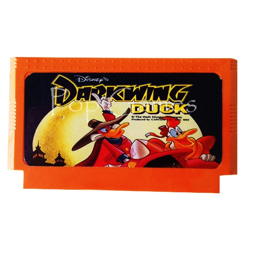 Darkwing Duck 60 Pins Game Cartridge for 8 Bit Game Console Drop Shipping