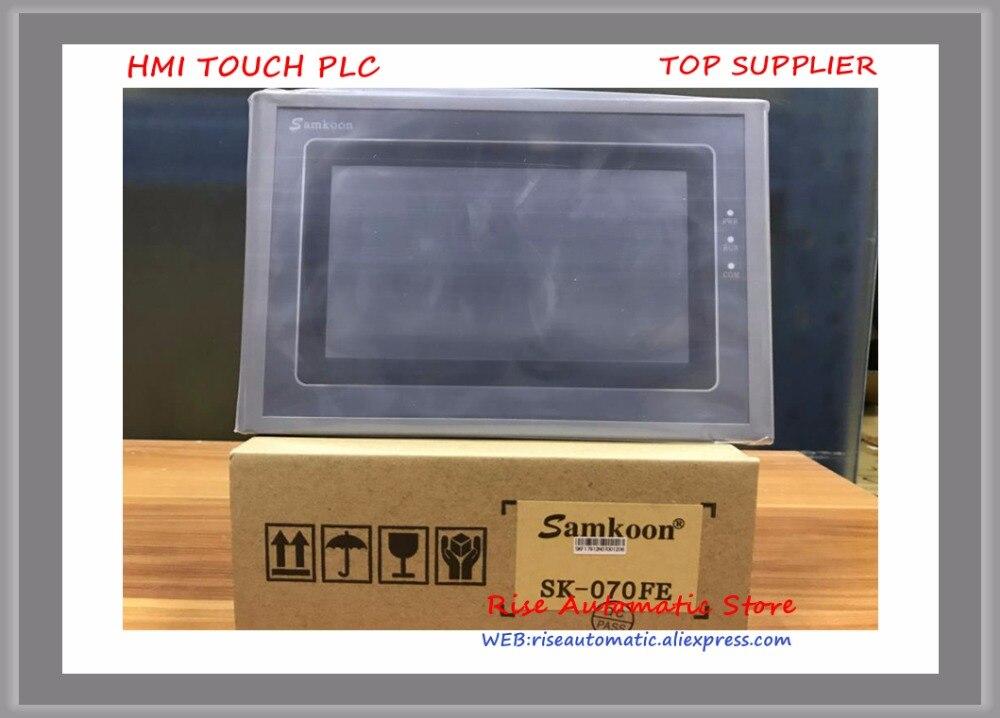 7 inch HMI Touch Screen 800 480 new SK 070FE SK 070FS SK 070HE SK 070HS