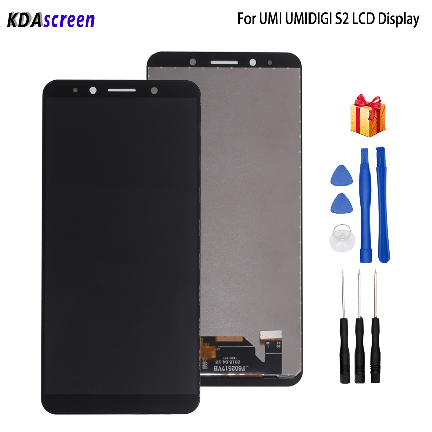 Original ForUMI UMIDIGI S2 LCD Display Touch Screen Digitizer Replacement For UMI S2 Display Screen LCD Phone Parts Free ToolsOriginal ForUMI UMIDIGI S2 LCD Display Touch Screen Digitizer Replacement For UMI S2 Display Screen LCD Phone Parts Free Tools