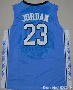 a42b762bfc5 Mens Throwback Men s Michael Jordan 23 College JERSEYS North Carolina Tar  Heels BASKETBALL JERSEYS Stiched Size S-XXXL