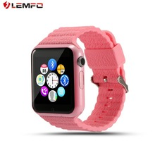 LEMFO V7K Kids Smart Watch MTK2503 GPS Touch Screen Deep Waterproof Google Map SOS Button Watch For Child GPS Locator