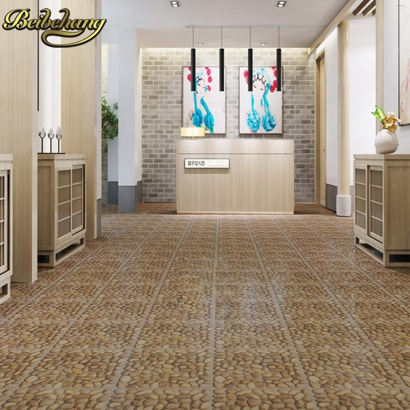 beibehang unids suelo piso suelo de cuero grueso resistente al desgaste dormitorio
