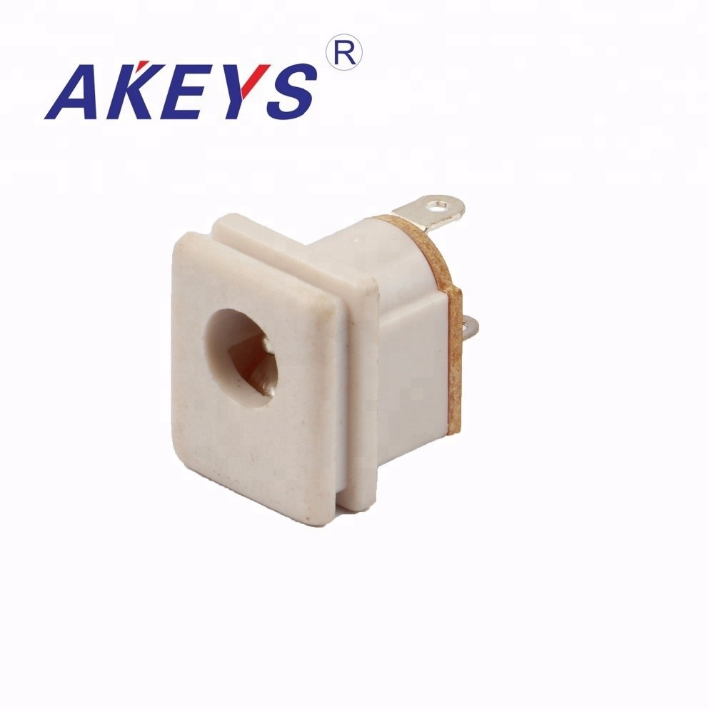 10 Set 2 Pin Female Male Nippon Denso Top Slot Replacement Fuel Dc Jack Femaledc 55dc Power Cable Product 015 3 Pins White 64mm High Temperature Mount