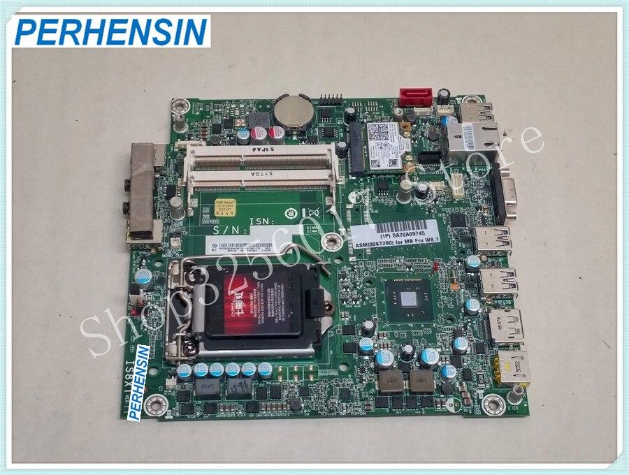 Véritable POUR Lenovo POUR Thinkcentre M93 M93p 00KT280 LGA 1150 Socket H3 DDR3 SDRAM 0KT280 100% TRAVAIL PARFAITEMENT