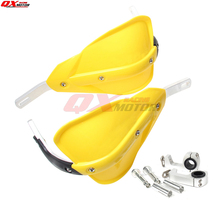 handguards Hand Guards Fit 7/8 22mm Bar Or 1-1/8 28mm Fat fit EXC CRF YZF KLX KXF Motorcycle Motorcross Dirt Bike