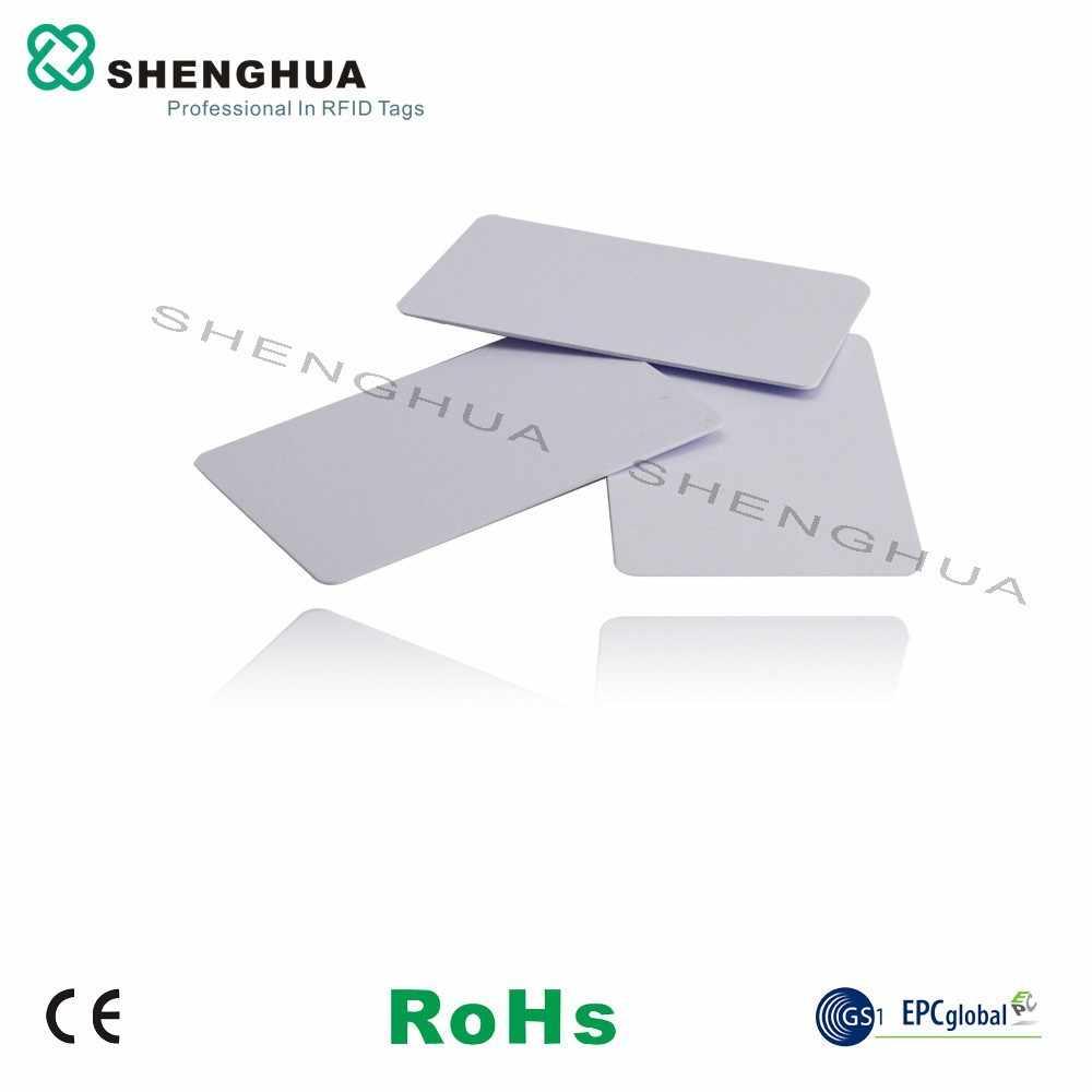 10 ชิ้น/แพ็คที่ขายดีที่สุด UHF กระจกแท็ก RFID ล็อคประตู Key Card และยาวรถ Access ควบคุมการจัดการ