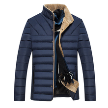 Popular Winter Jacket Men Downs And Parka Men Jacket Casual Coats Jacket Bomber Bape Zipper