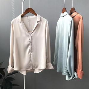 397184e947e07a 2018 Woman Blouses Long Sleeve Femme Shirts Tops Plus Size