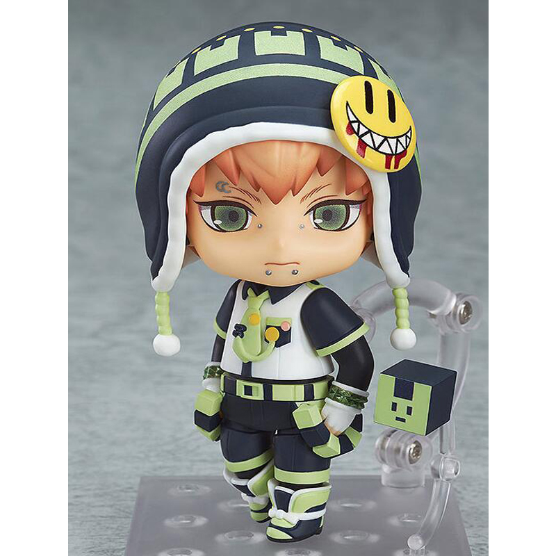 Anime action Noiz figure Dramatical Murder 487 Nendoroid 10cm Movable joints cartoon PVC collection toy gift ( China Version )