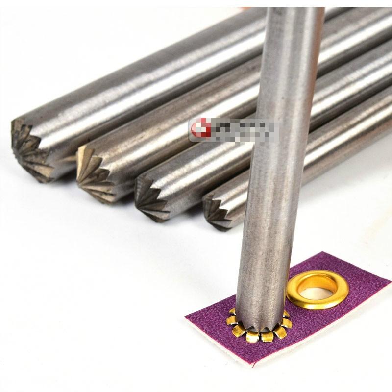 4 mm-16 mm prasknutí nástroje pro děrování oček. Duté trubky tools.Eyelets instalační nástroj.Button mold.Clothing & Příslušenství