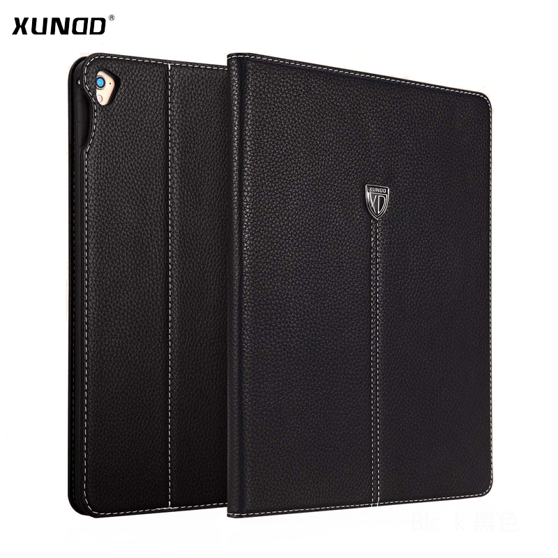 case For iPad Pro 10.5 inch 2017 cover Xundd Luxury PU Leather Shockproof Flip book case for iPad Pro 10.5 Stand Smart Cover for apple ipad pro 12 9 inch pu leather stand cover flip back case luxury business style smart tablet cover for ipad pro