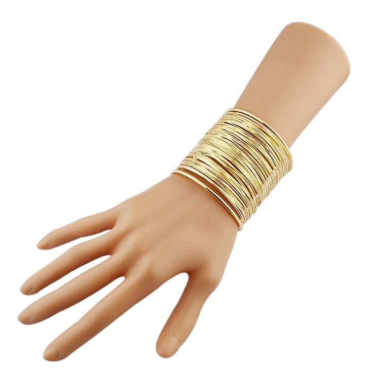 Arm Cuff Punk Rock Jewelry...