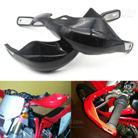 Universal 22mm 28mm Handlebar Hand Guards For Motorcycle Racing Street Bike Harley Davidson Ducati Honda Suzuki