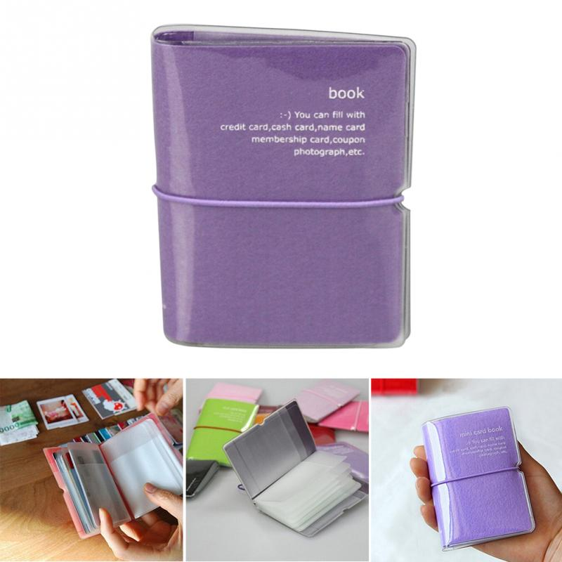 Business Card Clipping Book Credit Card Holder ID Case Holding ...