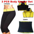 2015 New Hot Shapers Neoprene diet trousers Fitness Belt bra Shaping pants Push-up