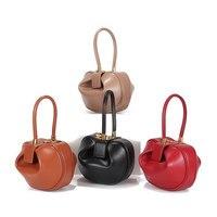 Small Women Bag Fashion Handbag Shoulder Messenger Bag 2019 Hot Sale Fairy Bag Portable Bucket Bag Casual Wild Single Dumplings