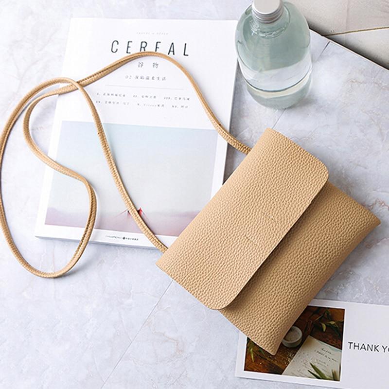Mini Crossbody Bags For Women Messenger Bags Small Female Shoulder Handbags Clutch Phone Purse Bag