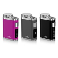 Genuine Eleaf IStick Pico Mega Box Mod Compatible With Both 26650 And 18650 Cells Maximum Wattage