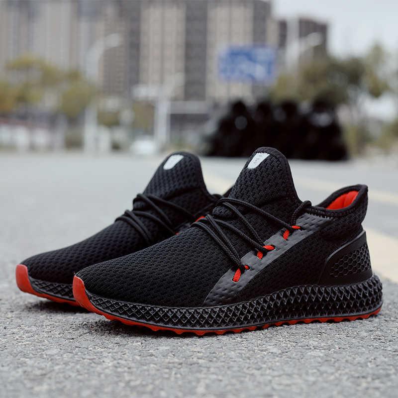 Bjakin Light Sports Sneakers Men Black