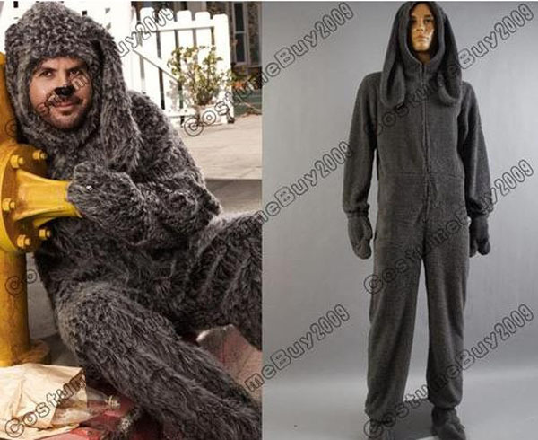 New Arrival Custom Made Wilfred Dog Cosplay Mascot Costume For Halloween Christmas ...
