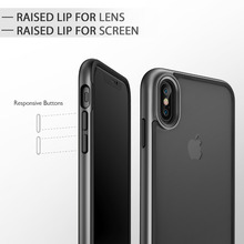 ESR Dual Layer Solid Case for iPhone X/Xs