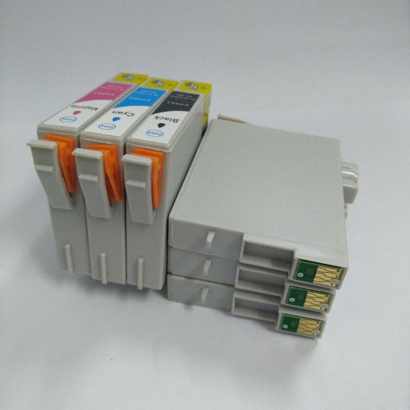 T0481 Epson T0481 үшін сия картриджі - T0486 Stylus - Кеңсе электроника - фото 3