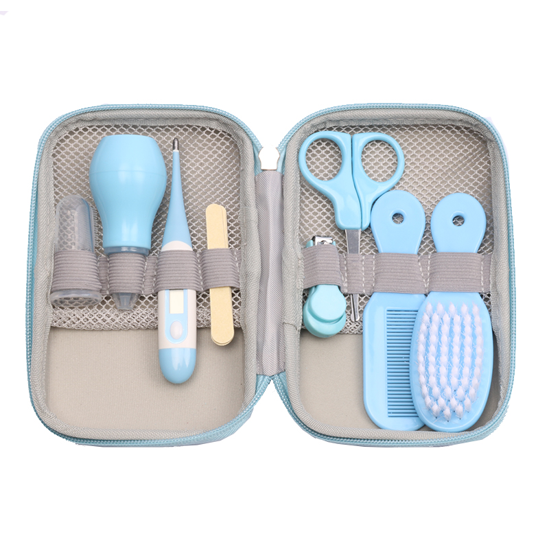 1 Set Pink Blue Multifunction Baby Boys Girls Kids Healthcare Kit Thermometer Grooming Brush Nail Clipper Gadget Nsv775 Back To Search Resultsmother & Kids Grooming & Healthcare Kits
