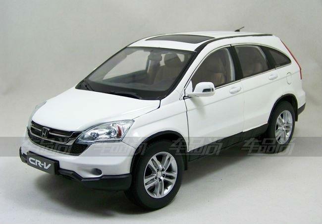 chinese model honda crv  white die cast model  diecasts toy vehicles  toys