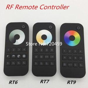 Image 3 - Rgbw/rgb/cct/디밍 + 2.4 ghz 무선 rf 원격 컨트롤러 4 채널 led rf 컨트롤러 rgb/rgbw led 스트립 빛 rgb + cct v5