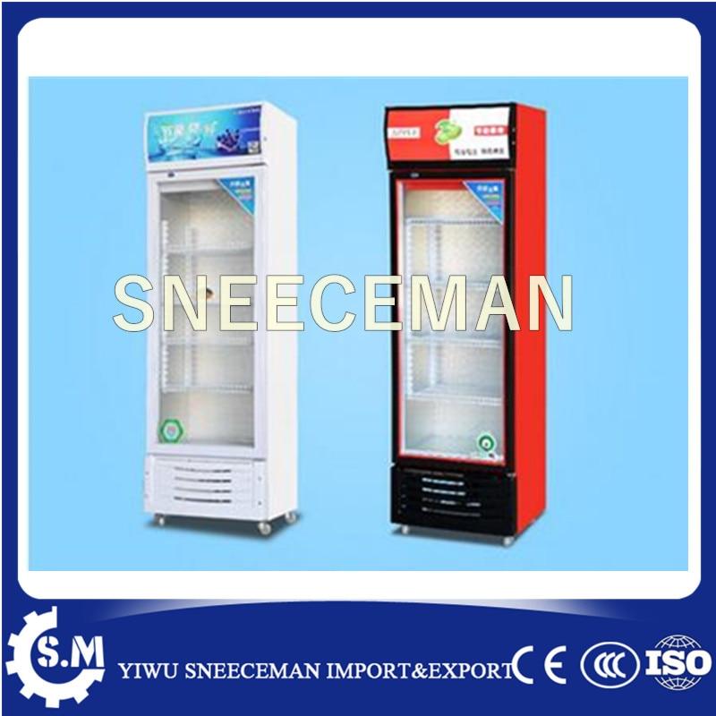 Direct cooling Beverage Multideck Display Chiller Display Cabinet