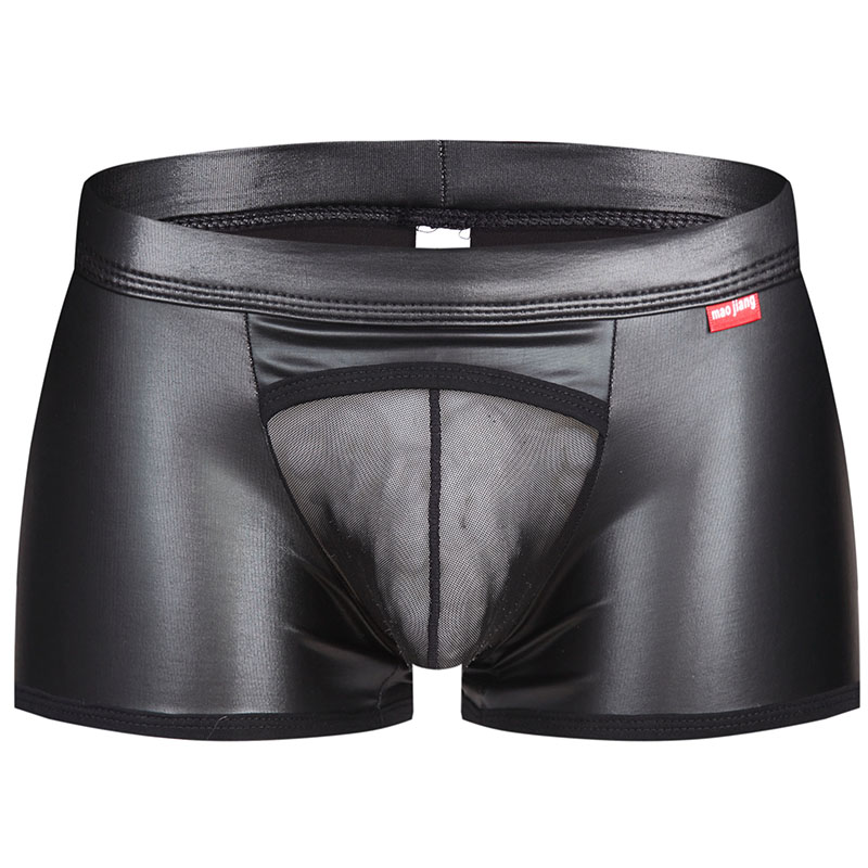 c1a7b32962dd9 ⊹ Insightful Reviews for men boxers leather shorts and get free ...